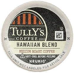 kona coffee tully blend