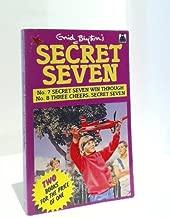 Secret Seven Bumper Double: Secret Seven Win Through AND Three Cheers, Secret Seven