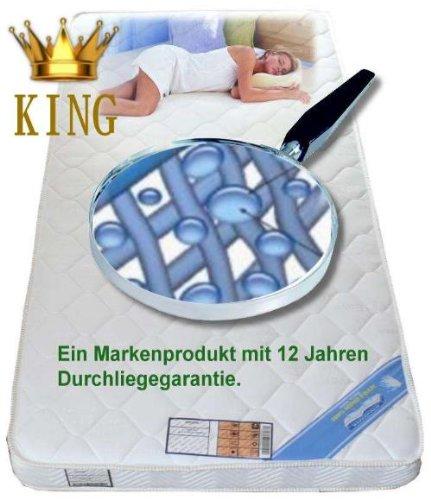 Firma Knowhow Bayscent King Gelschaum Matratze Gelmatratze 180x200