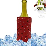 ワインクーラーバッグ、アイスバッグ、PVCワインのアイスバッグ ハンドル (種類8) (種類1)