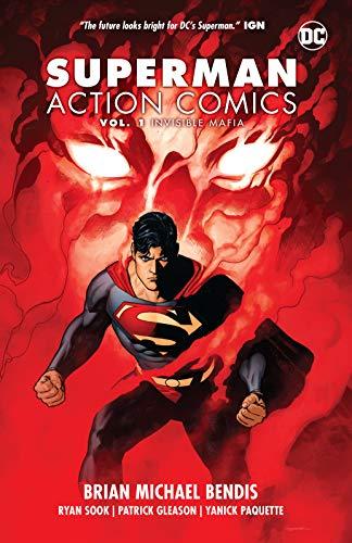 Superman: Action Comics Volume 1: Invisible Mafia