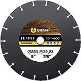 Multi Wheel GRAFF Termit - Disco de corte para amoladora angular (230 mm)