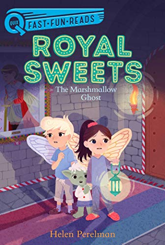 Royal Sweets: The Marshmallow Ghost