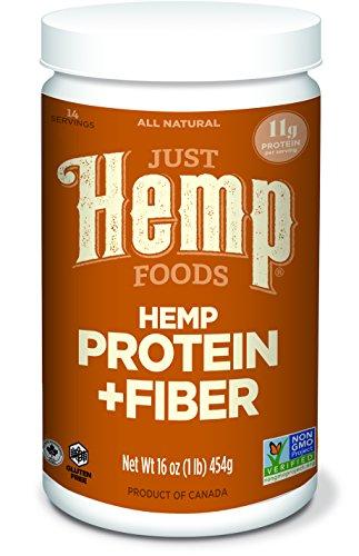 Just Hemp Foods Hemp Protein Powder Plus Fiber Only $2.04  (Retail $12.99)