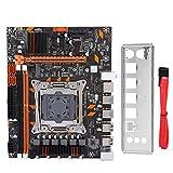 コンピュータマザーボード、X99コンピュータマザーボードDDR3デュアルチャネルメモリLGA2011-3ピンE5 CPUコンピュータアクセサリ