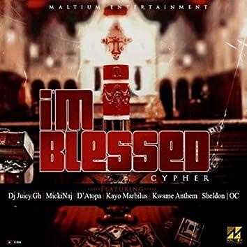 I'm Blessed (feat. MickiNaj, D'Atopa, Kwame Anthem, Sheldon, Deeboaz, Oc & Kayo Marbilus)