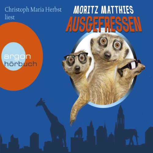 Ausgefressen audiobook cover art