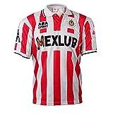 ABA Sport Chivas del Guadalajara Authentic 1994 Soccer Jersey (Chivas, X-Large)