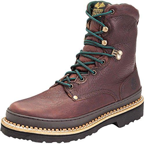 Georgia Giant Steel Toe Work Boots Size 13(W)