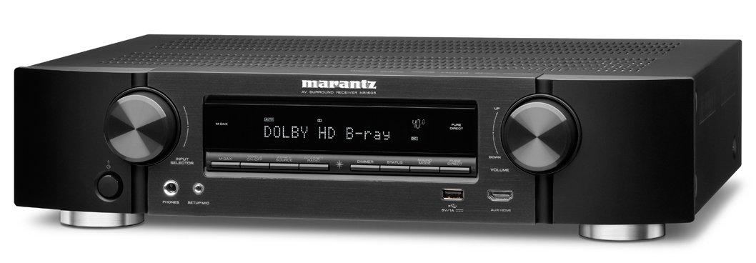 Marantz NR1605 - Receptor AV, negro [Importado de Alemania ...