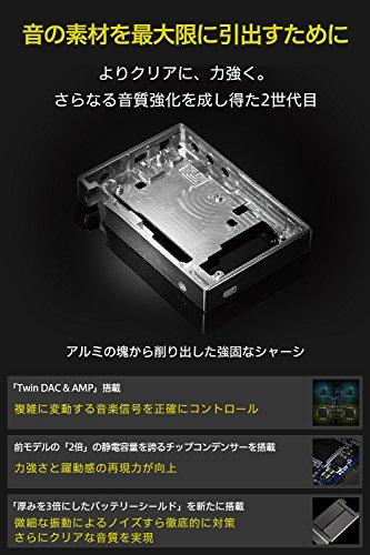 ONKYODP-S1Aデジタルオーディオプレーヤーrubatoハイレゾ対応ブラックDP-S1A(B)【国内正規品】
