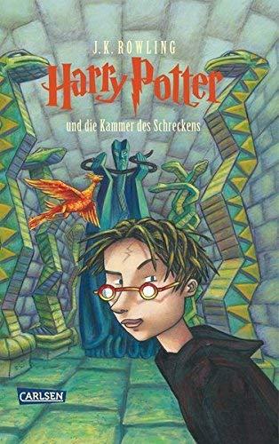 Harry Potter und die Kammer des Schreckens by J. K. Rowling (1999) Hardcover