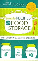 Book Review: Simple Recipes Using Food Storage
