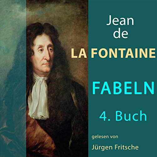 Fabeln von Jean de La Fontaine 4 audiobook cover art