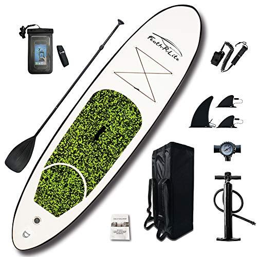 Inflables Stand Up Paddle Sup-Junta Tabla de Surf Kayak Surf Conjunto 10