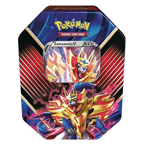 Pokemon 45216 POK Pokémon Tin 86-Zamazenta-V