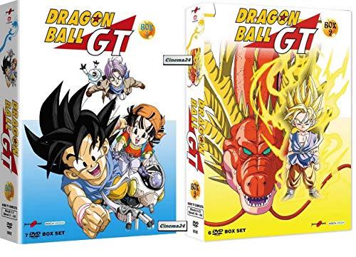 DRAGON BALL GT - Serie Completa - Vol. 1+2 (13 DVD)