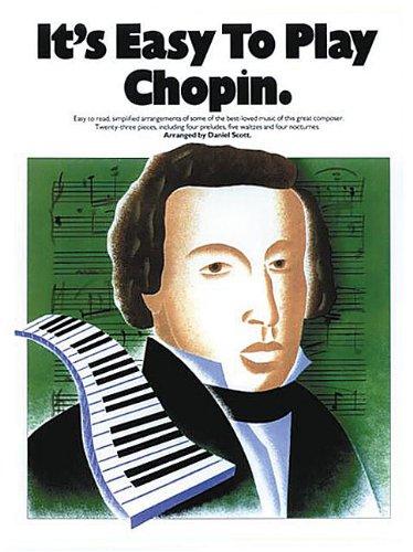 It's Easy To Play Chopin -Piano- (Album): Noten für Klavier