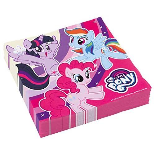Tovagliolo 33 x 33 cm My Little Pony