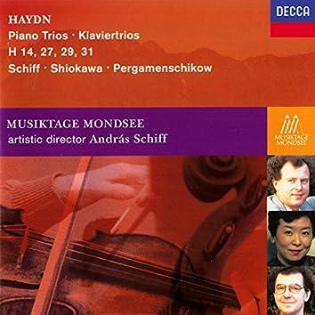 Haydn: Piano Trios Nos. 27, 41, 43 & 45