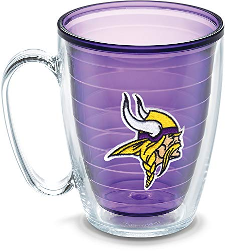 Tervis Tasse, 470 ml NFL Minnesota Vikings 16 oz Amethyst-Farbe.