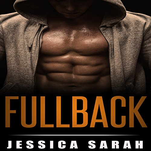 Fullback: A Sports Romance audiobook cover art