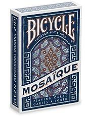 Bicycle Mosaique Kartı Koleksiyonluk Oyun Kağıdı Kartları Destesi