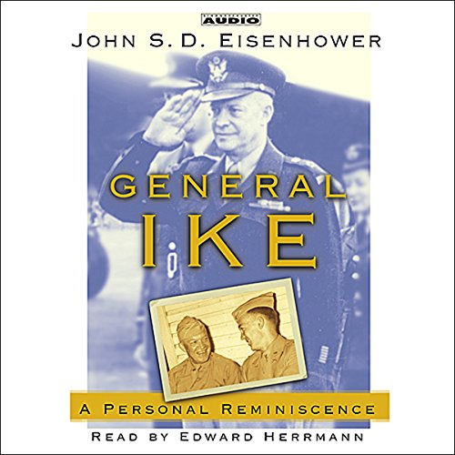 General Ike audiobook cover art