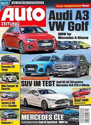 """Auto Zeitung 13/2020 \""""Suv im Test\"""""""