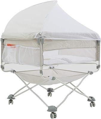 Amazon.com: Regalo My cuna portátil cama infantil (azul ...