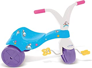 Triciclo Unicórnio Xalingo Lilás