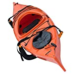 Kayak Storage Hooks – Wall Mount Garage Hangers with 125 lb Capacity for Kayaks or Paddleboards by Rad Sportz 15 KAYAK WALL MOUNT – The hangers provide an easy way to mount your kayak or paddleboard neatly on the wall of your garage or shed SECURE STORAGE – Constructed from sturdy powder coated steel, and equipped with nylon holding straps and clips, the hooks can be mounted right into your wall studs to safely store equipment up to 125-pounds FOAM PADDED HOOKS – The hooks are designed with a foam padding to protect your kayak or sporting equipment from scratches