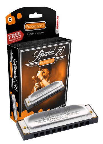 Hohner 560/20, G-HIGH) Special 20Nota sole High Octave.