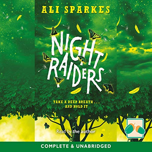 Night Raiders cover art