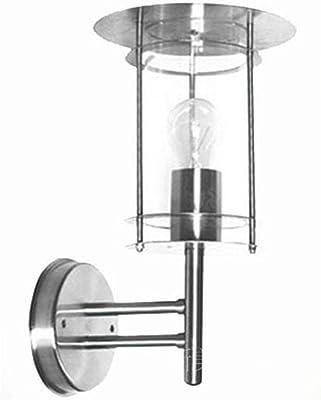 Außenwandleuchte Forli Garten Terrasse Hof Balkon Lampe Bewegungsmelder IP44