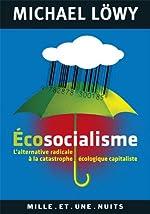 Écosocialisme - L'alternative radicale à la catastrophe écologique capitaliste de Michael Löwy