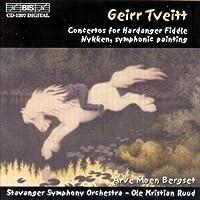 Tveitt: Hardanger Fiddle Concertos Nos. 1 & 2 / Nykken (2002-04-16)