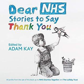 Dear NHS cover art