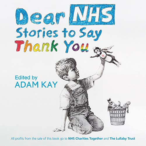 Dear NHS audiobook cover art