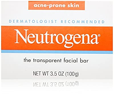 Neutrogena Transparent Facial Bars