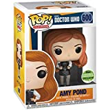 Funko Pop Television : Doctor Who - Amy Pond (2018 Spring Convention Exclusive) 3.75inch Vinyl Gift ...