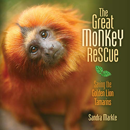 The Great Monkey Rescue cover art