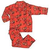 Disney - Pijama Dos Piezas - para niño Rojo 9 años
