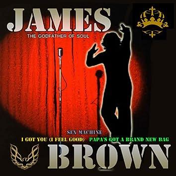 James Brown Live