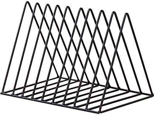 SPRINGHUA Bookshelf iron Geometry Stora Al sold out. Max 74% OFF and Newspapers Magazines
