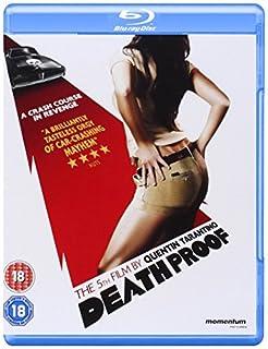 Death Proof [Blu-ray] (B001L4I1XM) | Amazon price tracker / tracking, Amazon price history charts, Amazon price watches, Amazon price drop alerts