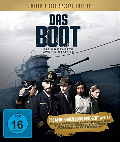 Das Boot - Staffel 2 (Serie) Blu-ray Limited Special Edition