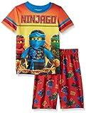 LEGO Ninjago Little Boy's 2-pc Pajama Short Set, RED, 6/7