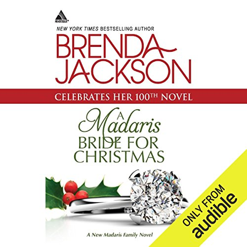 A Madaris Bride for Christmas audiobook cover art