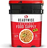 Emergency Food Supply - 124 Servings